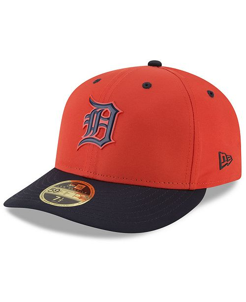 designer fashion d5b99 9c843 New Era. Detroit Tigers Low Profile Batting Practice Pro Lite 59FIFTY  Fitted Cap. Be the first to Write a Review. main image  main image ...