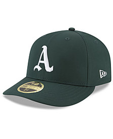 New Era Oakland Athletics Low Profile Batting Practice Pro Lite 59FIFTY Fitted Cap