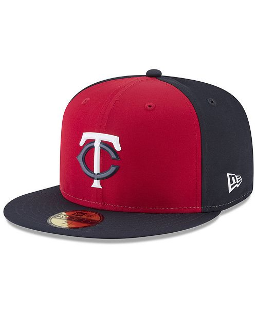 New Era Minnesota Twins Batting Practice Pro Lite 59FIFTY Fitted Cap