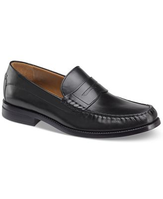 Johnston & Murphy Men's Chadwell Penny Moc-Toe Slip-On Loafers Men's Shoes