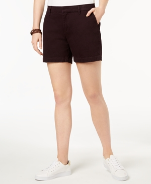 Tommy Hilfiger  SHORTS, CREATED FOR MACY'S