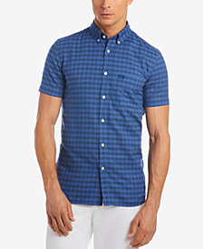 Lacoste Men's Checked Shirt