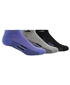3-Pk. Cushioned Mesh Socks