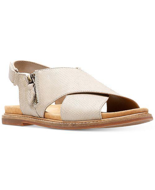 Clarks Women's Corsio Calm Sandals & Reviews Sandals