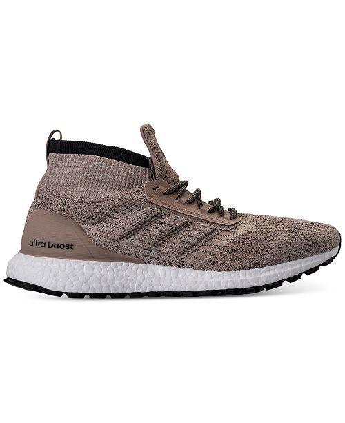 9881f87fff3df ... adidas Men s UltraBOOST ATR Mid LTD Running Sneakers from Finish ...