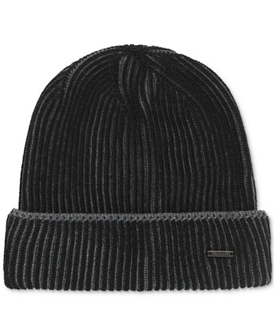 BOSS Men's Virgin Wool Beanie