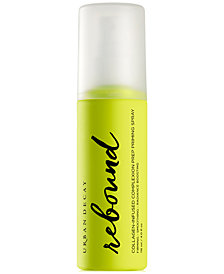 Urban Decay Rebound Collagen-Infused Complexion Prep Priming Spray, 4 fl. oz.