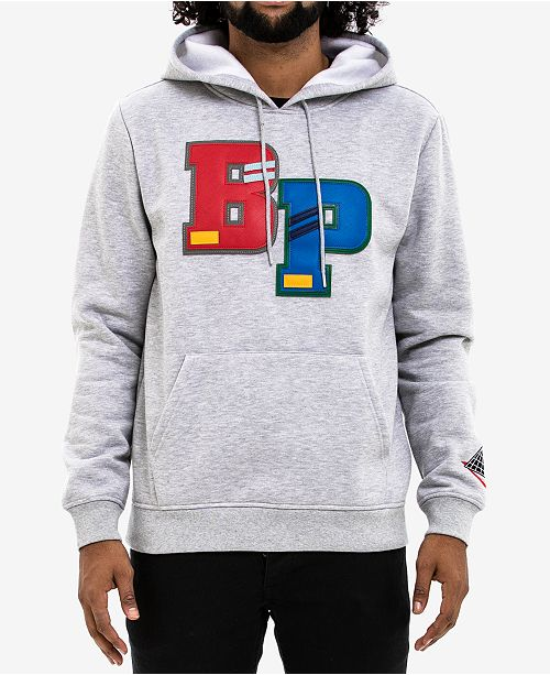 71a1d6301 Black Pyramid Men s Big BP Embroidered Appliqué Hoodie - Hoodies ...