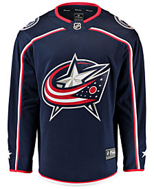 Fanatics Men's Columbus Blue Jackets Breakaway Jersey