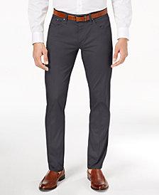 Calvin Klein Men's Classic Fit Authentic Five Pocket Sateen Pants