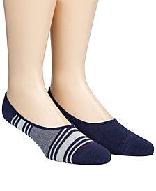 Cole Haan Men's 2-Pk. No-Show Socks