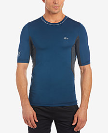 Lacoste Sport Men's Technical Compression Tennis T-Shirt