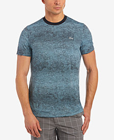 Lacoste Men's Printed Technical Jersey Reflective T-Shirt