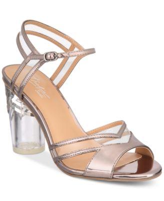 Carsyn Block-Heel Sandals, Created for Macy's