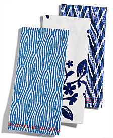 Martha Stewart Collection Global Kitchen Towels, Created for Macy's