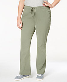 Columbia Plus Size Anytime Outdoor™ Bootcut Pants