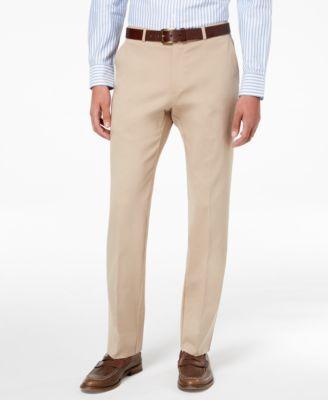 Men's Modern-Fit TH Flex Stretch Comfort Dress Pants