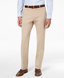 Tommy Hilfiger Men's Modern-Fit TH Flex Stretch Comfort Dress Pants
