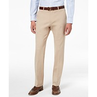 Tommy Hilfiger Mens Modern-Fit TH Flex Stretch Comfort Dress Pants