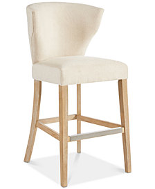 Corinne Bar Stool, Quick Ship