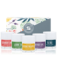 Schmidt's Deodorant 5-Pc. Travel Size Sensitive Skin Set