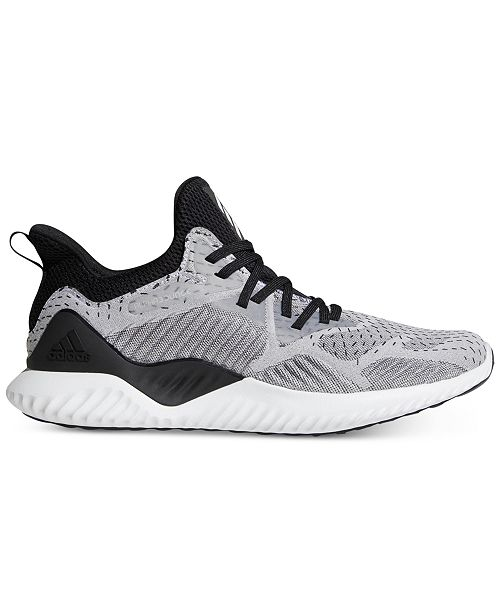 982d0f05049db ... adidas Men s AlphaBounce Beyond Running Sneakers from Finish ...