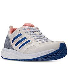 adidas Women's AdiZero Tempo 8 Running Sneakers from Finish Line
