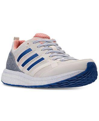 Adidas donne adizero tempo 8 delle scarpe da corsa al traguardo