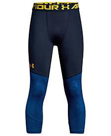 Under Armour SC30 Colorblocked Leggings, Big Boys