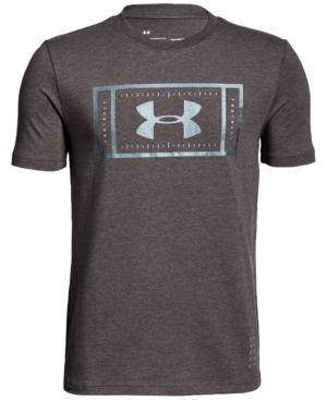 Under Armour FootballPrint TShirt Big Boys