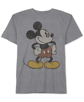 Jem Disney 39 S Mickey Mouse Graphic Print T Shirt Toddler