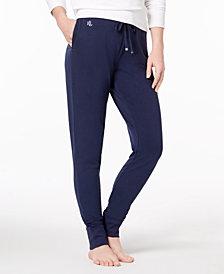 Lauren Ralph Lauren French Terry Pajama Pants