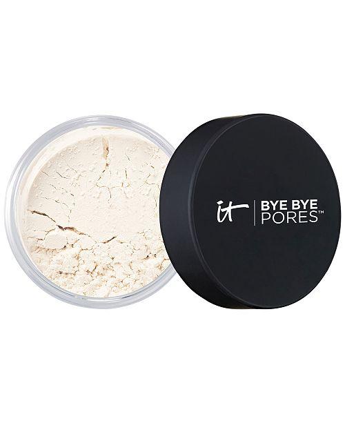IT Cosmetics Bye Bye Pores Poreless Finish Airbrush Powder