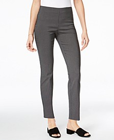Chelsea Patterned Skinny-Leg Ankle Pants, Created for Macy's