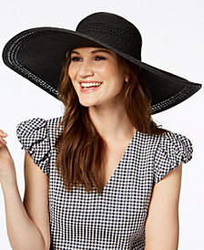 Nine West Packable Super-Floppy Hat