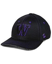 Zephyr Washington Huskies Undertaker Flex Cap