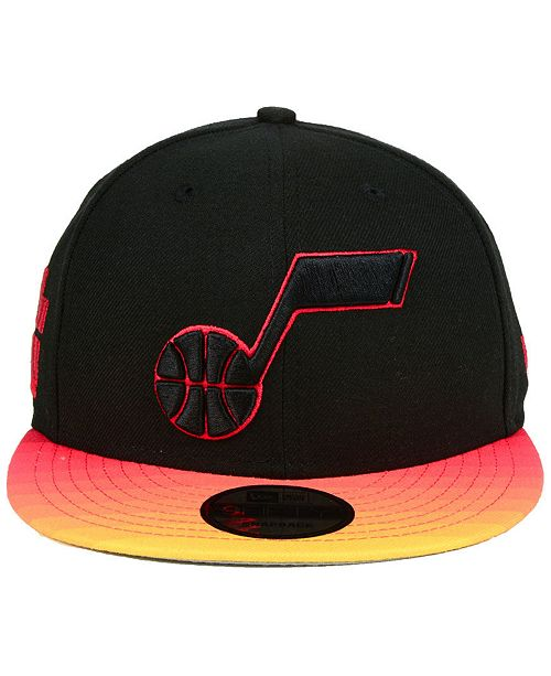 New Era Utah Jazz City Series 9FIFTY Snapback Cap - Sports Fan Shop ... 3768239a5a08