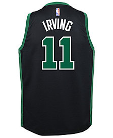 Nike Kyrie Irving Boston Celtics Statement Swingman Jersey, Big Boys (8-20)