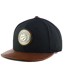 New Era Toronto Raptors Butter Badge 9FIFTY Snapback Cap