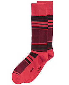 Alfani Men's Colorblocked Dress Socks, Created for Macy's