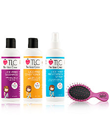 The Lice Crew 4-Pc. Head Lice Prevention Set, from PUREBEAUTY Salon & Spa
