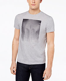 Calvin Klein Men's Ombré Graphic-Print T-Shirt