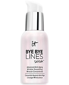 Bye Bye Lines Serum, 1 oz
