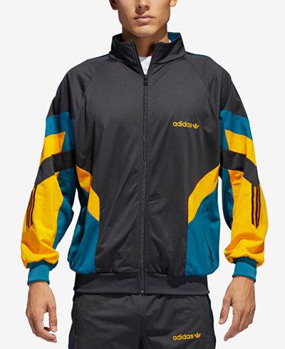 adidas Men's Originals Aloxe Track Jacket