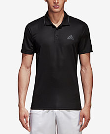 adidas Men's ClimaLite® Textured Polo