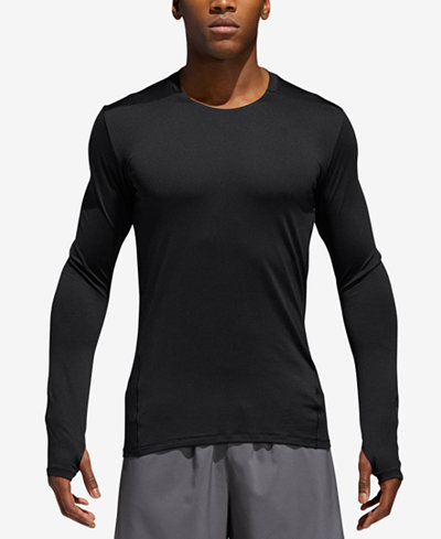 adidas Men's TKO ClimaLite® Long-Sleeve T-Shirt