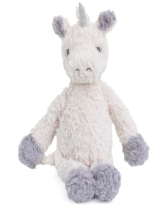 Luxury Plush Ivory Unicorn