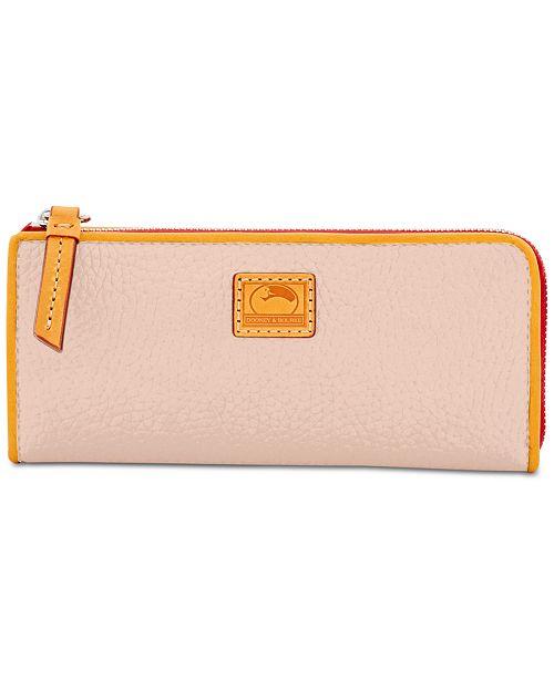 Dooney & Bourke Patterson Zip Wallet