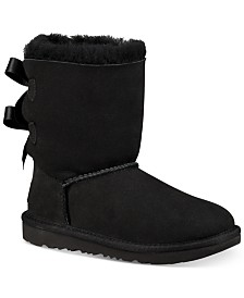 UGG® Little & Big Girls Bailey Bow II Boots