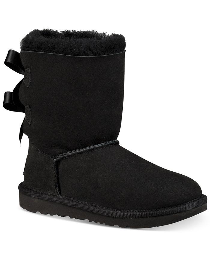 UGG® - Kids Bailey Bow II Boots